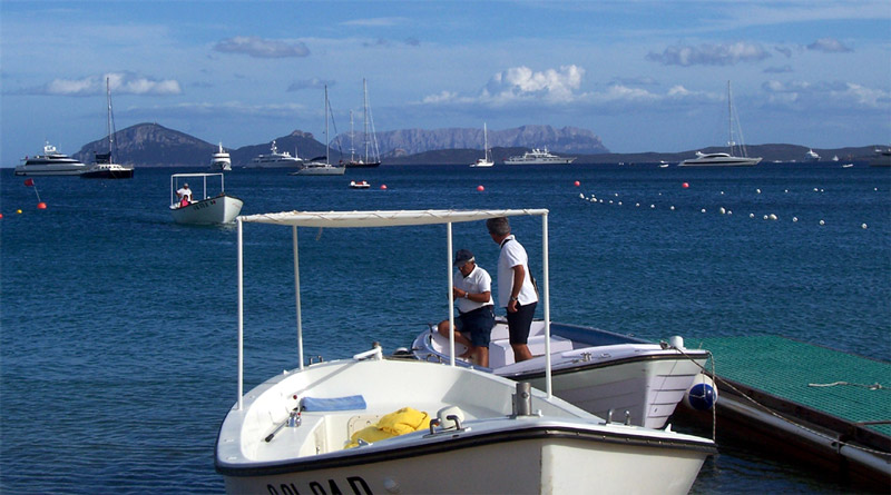 Boat hire in Costa Smeralda