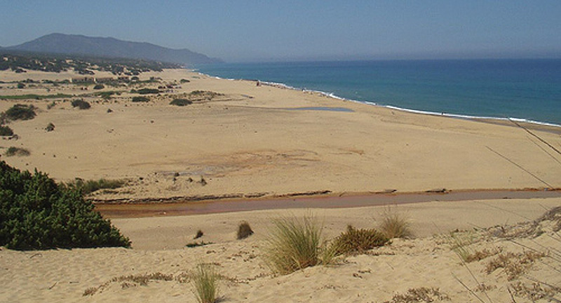 Costa Verde Sardinia