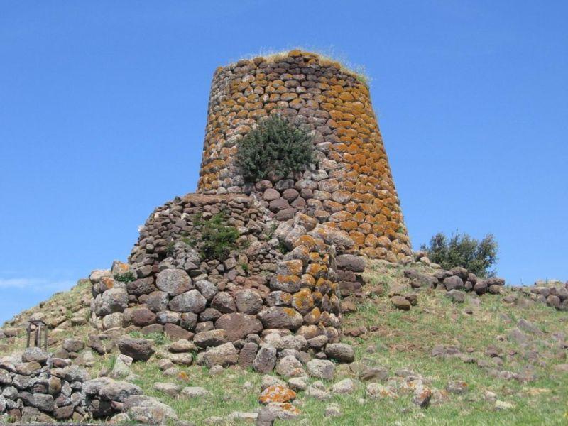 Nuraghi Sardinia