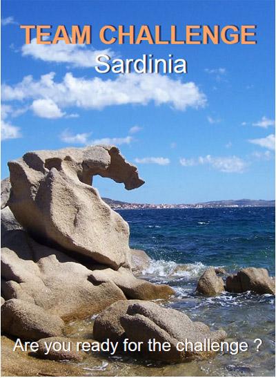 Team Challenge Sardinia